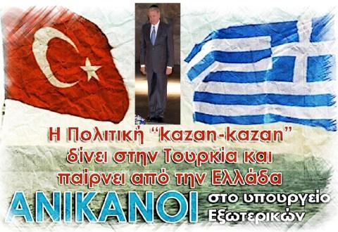 ΑΒΡΑΜΟΠΟΥΛΟΣ -ΕΞΩΤ ΠΟΛΙΤΙΚΗ
