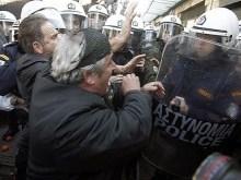 Νόμιμη η βία κατά της παράνομης βίας των γερμανοτσολιάδων!!!