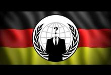"""Οι Anonymous """"χτύπησαν"""" την γερμανική Βουλή"""