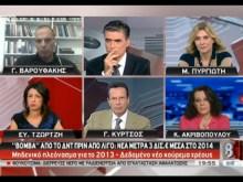 ΒΑΡΟΥΦΑΚΗΣ (βίντεο): Εγκλήματα έχει τελέσει ο Προβόπουλος!!!