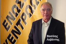 Βασίλης Λεβέντης: «Οι διεφθαρμένοι πολιτικοί με τους καναλάρχες, ετοιμάζουν νέο εκλογικό έγκλημα»