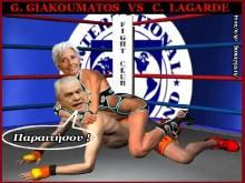 ΓΙΑΚΟΥΜΑΤΟΣ VS ΛΑΓΚΑΡΝΤ:  «Παραιτήσου μ—«