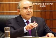 Ο πρόεδρος της ΕΔΕΚ, επιβεβαιώνει τις προβλέψεις Μπαρμπανίκου, για τη πτώχευση της Κύπρου από το σιωνιστικό καθεστώς Χριστόφια!!!