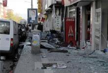 Θανατηφόρα έκρηξη βόμβας, από επίθεση αυτοκτονίας σε Τουρκική πόλη!!!