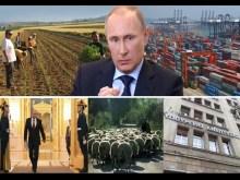 Το Ρώσικο εμπάργκο σε ελληνικά προϊόντα…