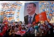 Προκλητικός ο Ερντογάν μπροστά σε εκατοντάδες χιλιάδες οπαδούς του.