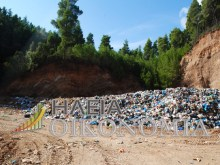 Βρέθηκαν νοσοκομειακά απόβλητα στις «Λίμνες» — Καταζητείται ο διοικητής του Γ.Ν. Πύργου;