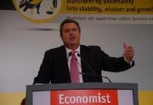 Η ομιλία του Πάνου Καμμένου στο Economist