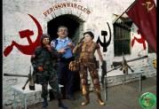 Ότι είναι ο σύγχρονος ΦΑΣΙΣΜΟΣ και ΡΑΤΣΙΣΜΟΣ που κωδικοποιούνται με αυτούς τους «αντιρατσιστικούς» τρόμο-νόμους…