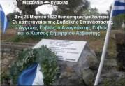 Του Πανού η Στέρνα – Ένα μικρό συμβολικό μνημείο, σε χώμα ποτισμένο με αίμα αγωνιστών…..