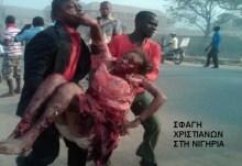 Ισλαμιστές, έσφαξαν εν ψυχρώ 10 χριστιανούς στη βόρεια Νιγηρία….