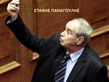 """""""Εμπρηστική"""" δήλωση του Στάθη Παναγούλη: """"Σήμερα η χούντα ειναι κοινοβουλευτική απο ξενοκινητους καναλαρχες""""!"""