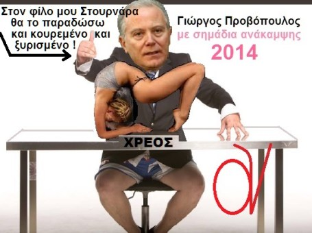 ΠΡΟΒΟΠΟΥΛΟΣ Γ -ΠΑΡΑΔΟΣΗ ΧΡΕΟΥΣ