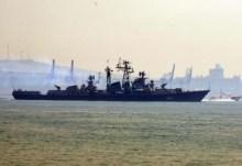 Ο Ρώσικος πολεμικός στόλος της Μαύρης Θάλασσας, πέρασε τα στενά Βοσπόρου και Δαρδανελίων με κατεύθυνση τη Συρία.