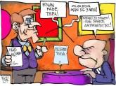 Σκληρός διαπραγματευτής ο Σαμαράς-Μπενάκης!!!