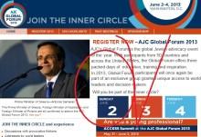 Ο Σαμαράς-Μπενάκης, κεντρικό πρόσωπο διαφήμισης του ετήσιου συνεδρίου του ΕΘΝΙΚΙΣΤΙΚΟΥ-ΣΙΩΝΙΣΤΙΚΟΥ American Jewish Committee (AJC)!!!