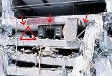 Δέκα -10- οδηγίες επιβίωσης σε περίπτωση σεισμού.