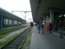 Το τρένο θα φύγει χωρίς εμένα…..