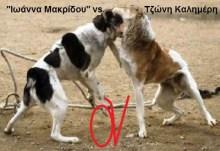 Σκυλοκαυγάδες και για τις κουτάλες των ρετιρέ της ΕΡΤ – Οι απ΄ έξω επιζητούν να τους βγάλουμε εμείς το φίδι από τη τρύπα τους…