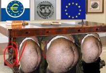 Συμφώνησαν στη «κοινή στάση» που θα κρατήσουν οι συγκυβερνήτες, απέναντι στη τρόϊκα!!!!