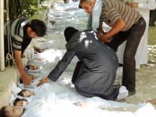 Παρά τα κόλπα Ερντογάν, Τούρκοι εισαγγελείς, κατηγορούν τους αντάρτες της Συρίας για τη χρήση χημικών όπλων!!!