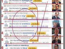 Πρώτη στις ιντερνετικές προτιμήσεις η ιστοσελίδα της Χρυσής Αυγής, με τεράστια διαφορά από τον δεύτερο ΣΥΡΙΖΑ!!!