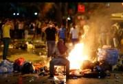 ΑΓΡΙΑ ΞΗΜΕΡΩΜΑΤΑ σε Άγκυρα, Κωνσταντινούπολη και άλλες Τουρκικές πόλεις, με συγκρούσεις διαδηλωτών με τα ΜΑΤ!!!