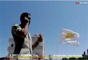 Τουρκοκύπριος ύψωσε 3 Κυπριακές σημαίες και συνελήφθηκε!!! ΒΙΝΤΕΟ…