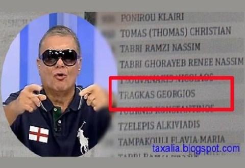 Ο ΤΡΑΓΚΑΣ ΤΗΣ ΛΙΣΤΑΣ