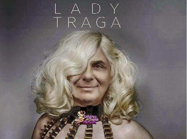 ΤΡΑΓΚΑΣ -LADY GAGA