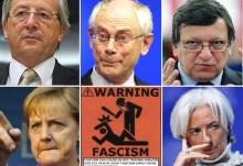 Ψηφίζουμε ψάχνοντας στα τυφλά, να βρούμε δημοκρατικές διαδικασίες, μέσα στη μούγκα του πανευρωπαϊκού φασισμού.