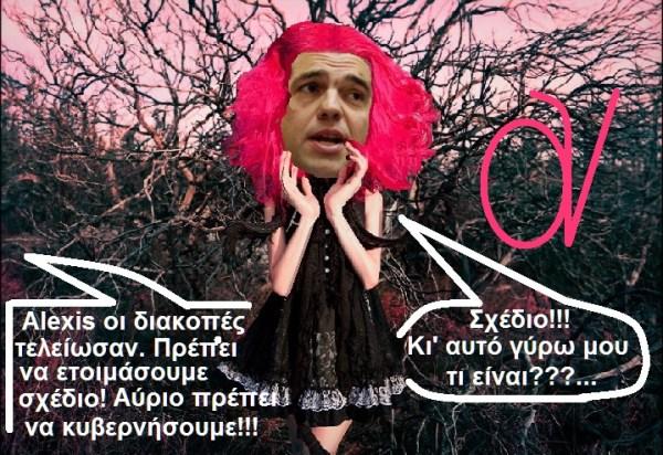 ΤΣΙΠΡΑΣ -ΣΧΕΔΙΑ ΔΙΑΚΥΒΕΡΝΗΣΗΣ