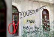 TSOUTSOUNEROS PADU — Το σύνθημα που κλάπηκε από τον πεντόβολο του ΣΥΡΙΖΑ….