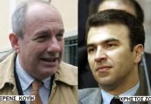 Κοινοβουλευτικός εκπρόσωπος ο Τέρενς Κουϊκ και εκπρόσωπος κόμματος ο Χρήστος Ζώης στους «Ανεξάρτητους Έλληνες»