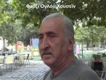"""ΚΑΤΑΓΓΕΛΙΑ Φεβζί Ογλού Χουσεΐν: """"Ο Πομάκος δεν μπορεί να είναι Τούρκος"""" — Βίντεο."""