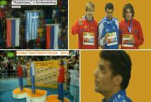 Παγκόσμιος Πρωταθλητής κλειστού στίβου στο ύψος ο Χονδροκούκης (ΚΛΙΚ στον τίτλο για το βίντεο)
