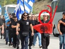 """Πως είδε η Ιταλική """"Ciao Balcani"""" τις εξελίξεις με τη Χρυσή Αυγή και τη διαπλοκή της με Αλβανούς."""