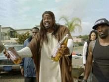 ΡΑΤΣΙΣΤΙΚΗ εκπομπή στις ΗΠΑ, με βωμολόχο «Μαύρο Ιησού» που καπνίζει μαριχουάνα…