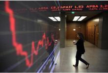 ΧΡΗΜΑΤΙΣΤΗΡΙΑΚΗ ΑΠΑΤΗ: Με τη βεβαιότητα κουρέματος του χρέους των Ελληνικών ομολόγων ανέβασαν τον τραπεζικό δείκτη κατά 9,61% τη Παρασκευή και με την ….ίδια δικαιολογία βούλιαξαν σήμερα τον ίδιο δείκτη!!!!