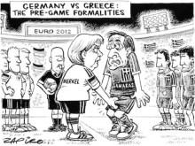 ΠΑΡΑΛΛΗΛΙΣΜΟΙ:  EURO 2012 με MUNDIAL 2014