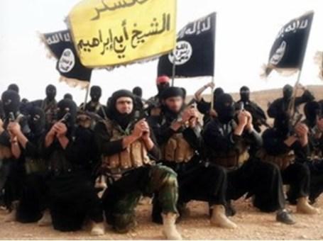ISIL -ΙΣΛΑΜΟΦΑΣΙΣΤΕΣ ΙΡΑΚ 1