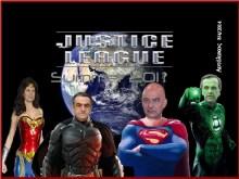 Justice League….