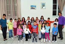 ΠΑΤΡΑ: Παιδικά χορευτικά τμήματα από τον Παγκαλαβρυτινό Σύλλογο