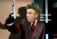 Εδώ ο Ραϊμόνδος, εκεί ο Νάϊλς, που είναι ο Μούσνιεκ και που τα αθρώπινα δικαιώματά μας???