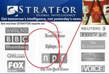Η σιωνοκρατούμενη CIA, οι διαρροές των σιωνοκρατούμενων Stratfor – Wikileaks και η φαντασματική «Εβραία» πράκτορας της 17 Νοέμβρη στην …σιωνοκρατούμενη Αμερικάνικη πρεσβεία — χαχά!!!