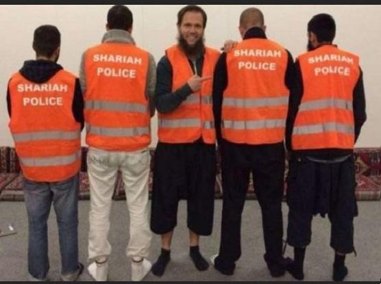 Scharia-Polizei 1
