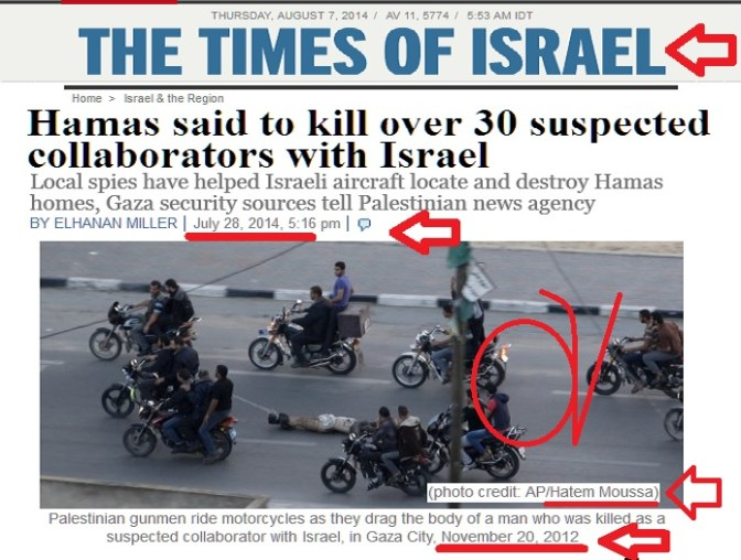 THE TIMES OF ISRAEL 1
