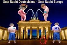 Gute Nacht Deutschland — Gute Nacht Europa == Είμαστε πολλοί == Είμαστε Tsoutsouneros == Είμαστε Ελεύθεροι