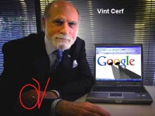 Vint Cerf της Google: «Η ιδιωτική ζωή μπορεί να είναι και μια ανωμαλία»