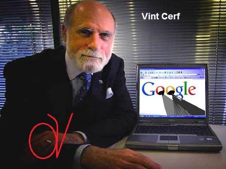 Vint Cerf -GOOGLE
